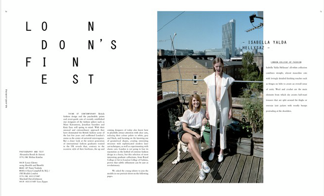 indie magazine londons finest designer review